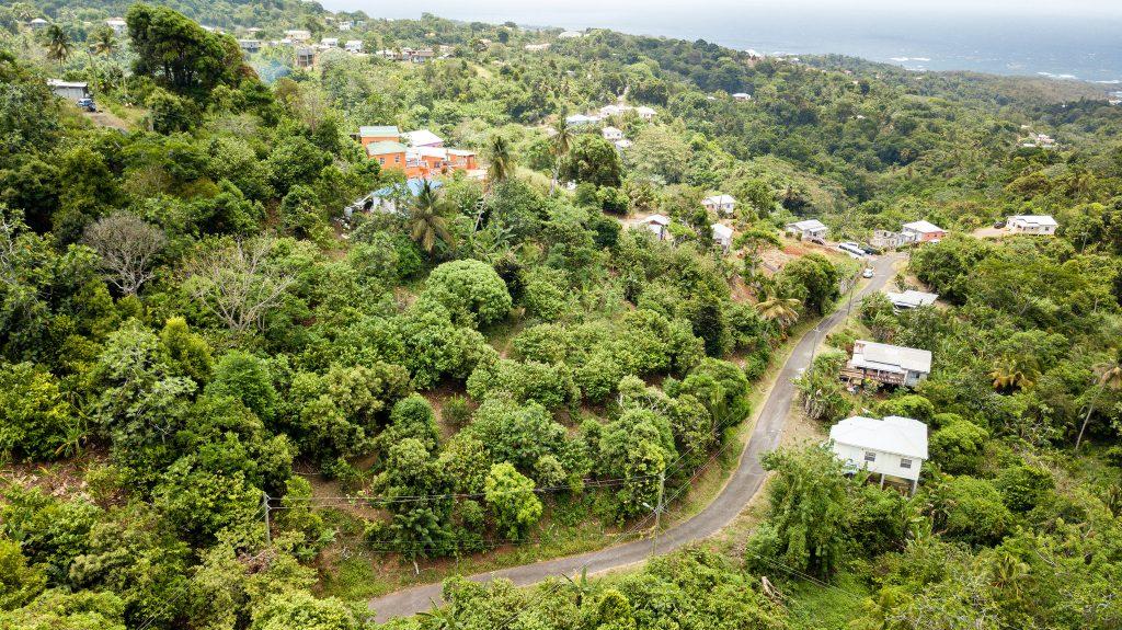 Cruchu, St. Andrew, Grenada