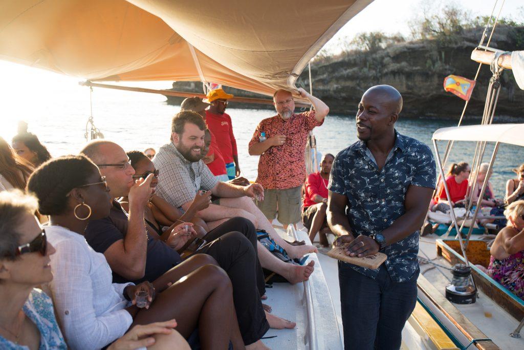Chocolate and Rum Cruise