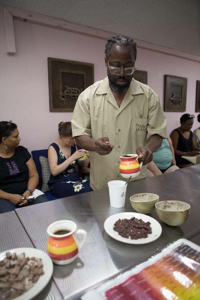 Nick Davis One One Cocoa